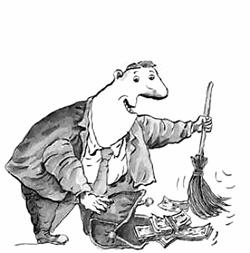 Бюджет Мособласти дотягивают штрафами