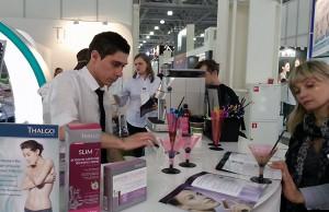 C 17 по 19 апреля в МВЦ «Крокус Экспо» прошла 13-ая выставка салонной индустрии INTERCHARM professional 2014.