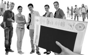 Наваристая торговля дипломами